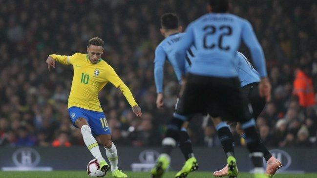 Resultado de imagen para dribling neymar brasil