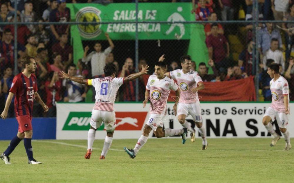 San Lorenzo sale por su rehabilitación ante Sol