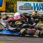 El karting cerrará su temporada 2019