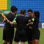 Los árbitros para la última fecha del Clausura