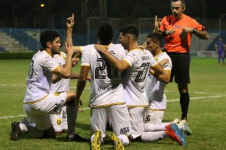El campeón avanza a paso firme en la Copa Paraguay