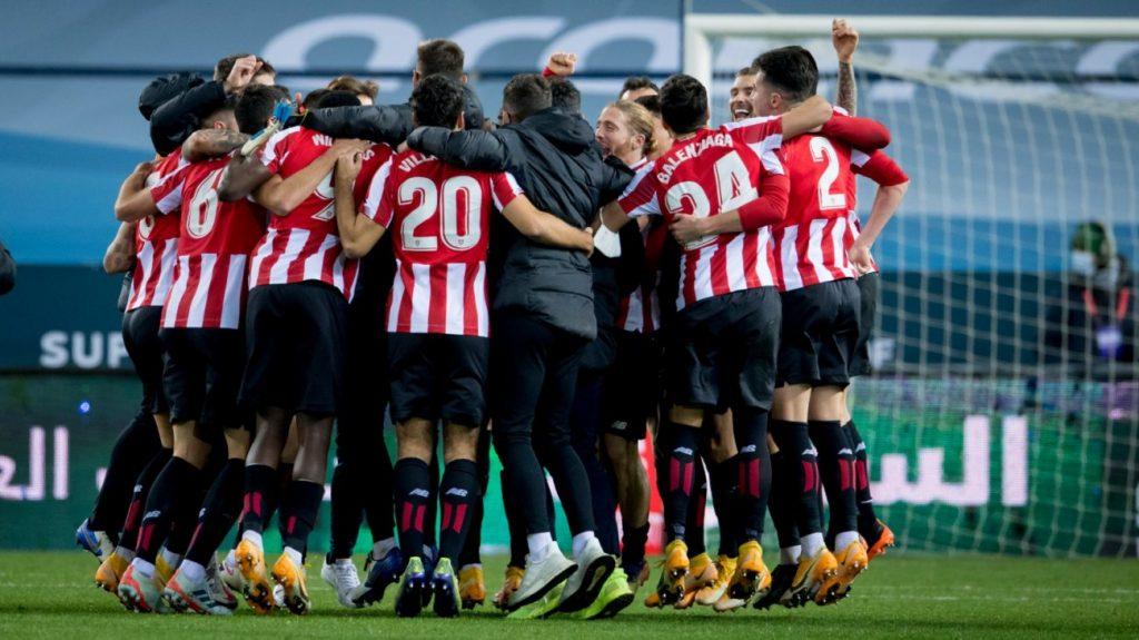 Versus / El Athletic Club elimina al Real Madrid de la Supercopa de España